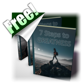 Picture of Feel Book - 7 Steps to Greatness