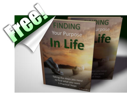 image of Finding your purpose in life book