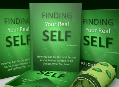 image of Finding Your Real Self book