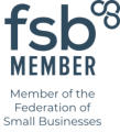 Memeber of FSB (Federation of Small Businesses)