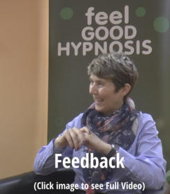 Link to Video of client giving feedback