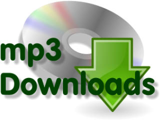 mp3 downloads icon
